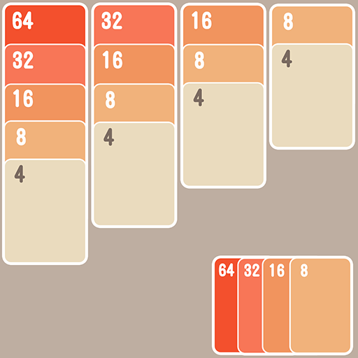 2048 Card – Digital Solitaire game Mod apk download – Mod Apk 1.231 [Unlimited money] free for Android.