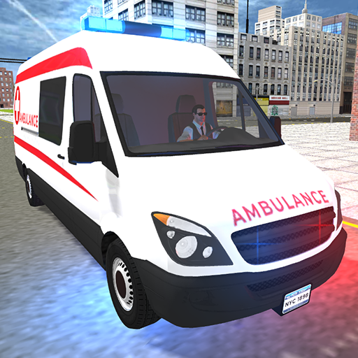 American Ambulance Emergency Simulator 2020 Pro apk download – Premium app free for Android 1.4