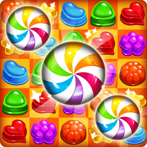 Candy Amuse: Match-3 puzzle Mod apk download – Mod Apk 1.10.0 [Unlimited money] free for Android.