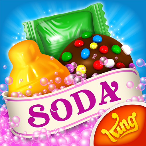 Candy Crush Soda Saga Mod apk download – Mod Apk  [Unlimited money] free for Android. 1.181.4
