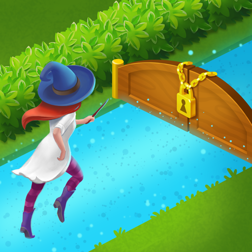 Charms of the Witch: Magic Mystery Match 3 Games Pro apk download – Premium app free for Android 2.27.4