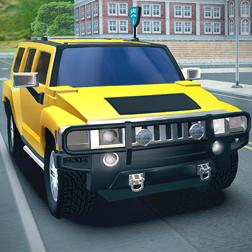 City Car Driving & Parking School Test Simulator Pro apk download – Premium app free for Android 3.0