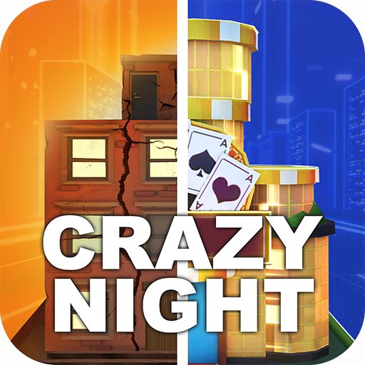 Crazy Night:Idle Casino Tycoon Mod apk download – Mod Apk 0.23 [Unlimited money] free for Android.