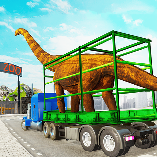 Dino Transport Truck Games: Dinosaur Game Pro apk download – Premium app free for Android 1.7