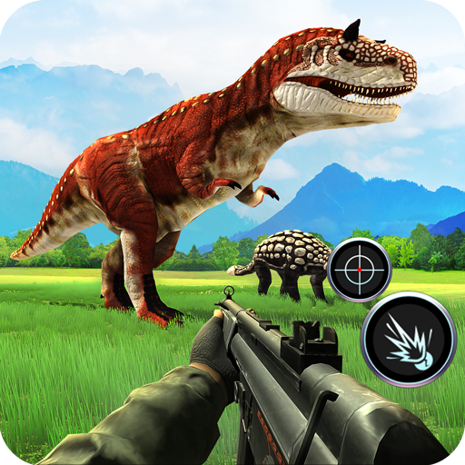 Dinosaur Hunter Sniper Jungle Animal Shooting Game Mod apk download – Mod Apk 2.6 [Unlimited money] free for Android.