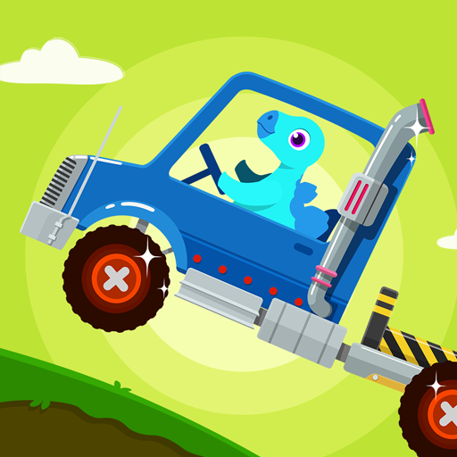 Dinosaur Truck – Car Games for kids Mod apk download – Mod Apk 1.2.3 [Unlimited money] free for Android.
