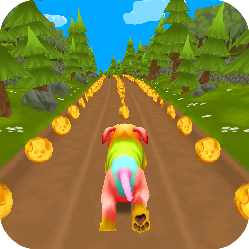 Dog Run – Pet Dog Simulator Mod apk download – Mod Apk 1.8.6 [Unlimited money] free for Android.