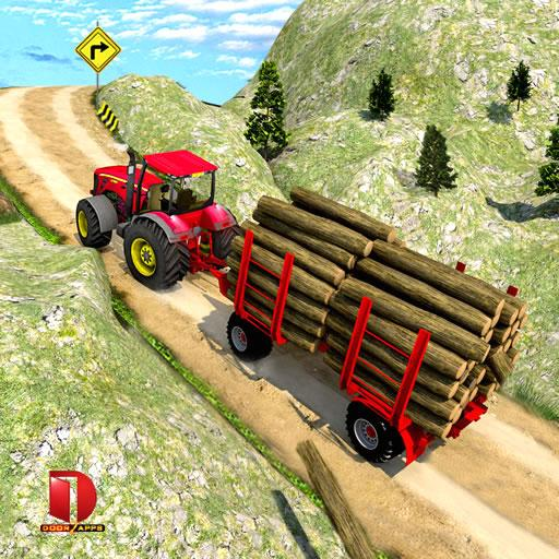 Drive Tractor trolley Offroad Cargo- Free 3D Games Mod apk download – Mod Apk 2.0.25 [Unlimited money] free for Android.