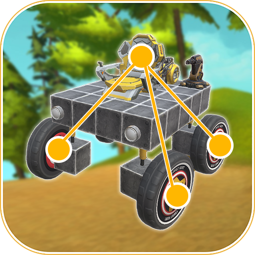 Evercraft Mechanic: Online Sandbox from Scrap Pro apk download – Premium app free for Android 1.8.11