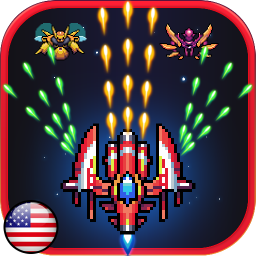 Falcon Squad: Galaxy Attack – Free shooting games Mod apk download – Mod Apk 61.1 [Unlimited money] free for Android.