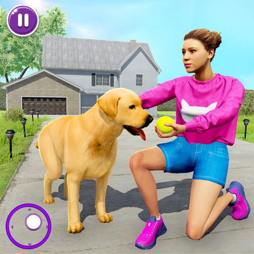 Family Pet Dog Home Adventure Game Mod apk download – Mod Apk 1.2.2 [Unlimited money] free for Android.