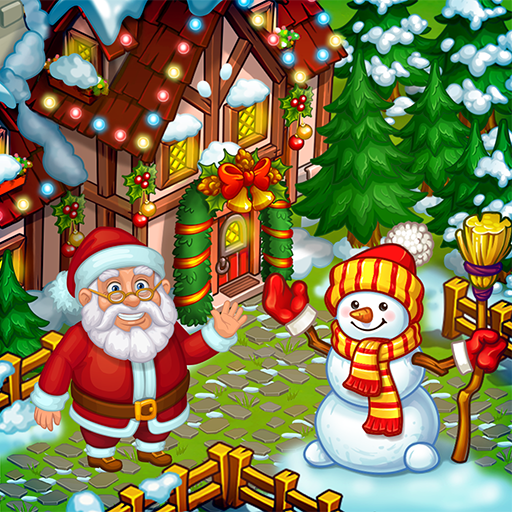 Farm Snow: Happy Christmas Story With Toys & Santa Pro apk download – Premium app free for Android 1.74