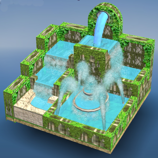 Flow Water Fountain 3D Puzzle Pro apk download – Premium app free for Android 1.2