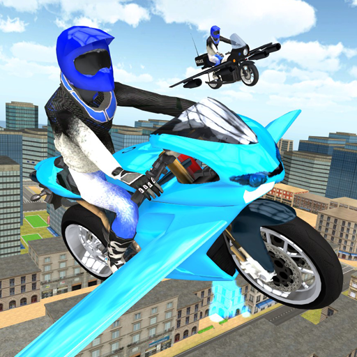 Flying Motorbike Simulator Mod apk download – Mod Apk 1.19 [Unlimited money] free for Android.
