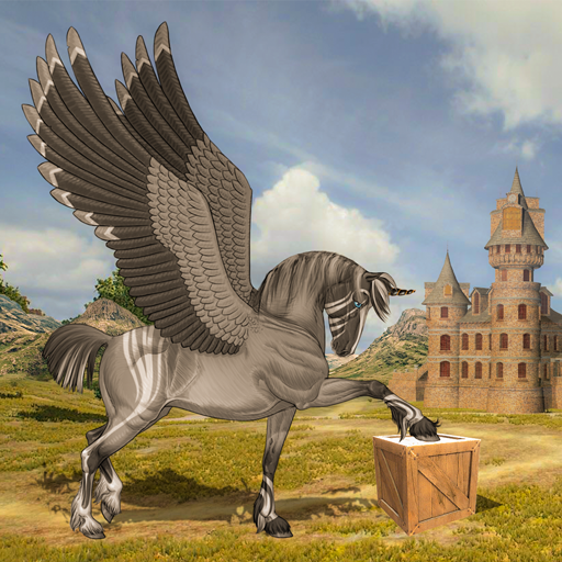 Flying Unicorn Horse Family Jungle Survival Mod apk download – Mod Apk 4.6 [Unlimited money] free for Android.