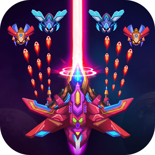 Galaxy Hunter: Space shooter Mod apk download – Mod Apk 7.1.2 [Unlimited money] free for Android.
