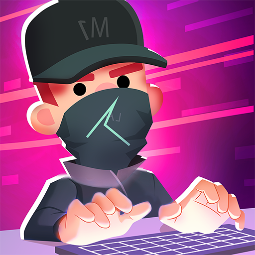 Hacking Hero – Cyber Adventure Clicker Mod apk download – Mod Apk 1.0.5 [Unlimited money] free for Android.
