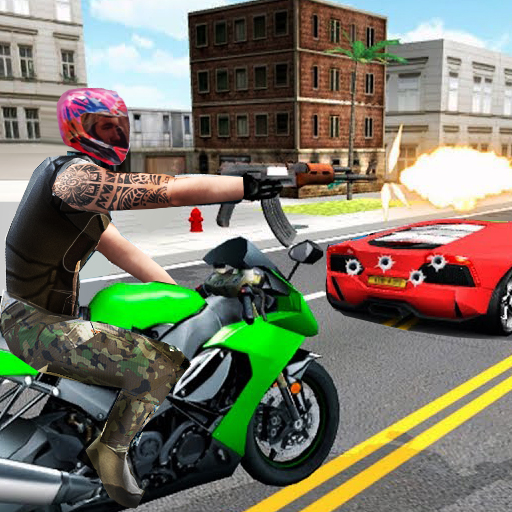 Highway Death Moto- New Bike Attack Race Game 3D Mod apk download – Mod Apk 1.0.2 [Unlimited money] free for Android.