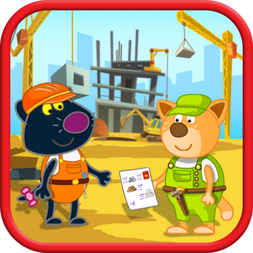 Hippo builder. Building machines Mod apk download – Mod Apk 1.1.8 [Unlimited money] free for Android.