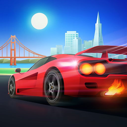 Horizon Chase – World Tour Mod apk download – Mod Apk 1.9.11 [Unlimited money] free for Android.