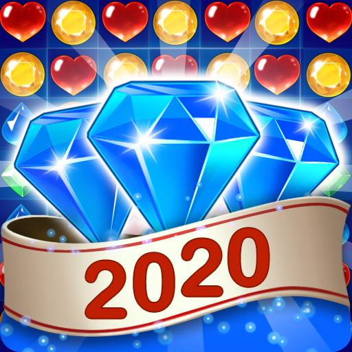 Jewel & Gem Blast – Match 3 Puzzle Game Pro apk download – Premium app free for Android 2.5.3