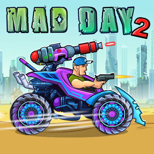 Mad Day 2: Shoot the Aliens Mod apk download – Mod Apk 2.0 [Unlimited money] free for Android.