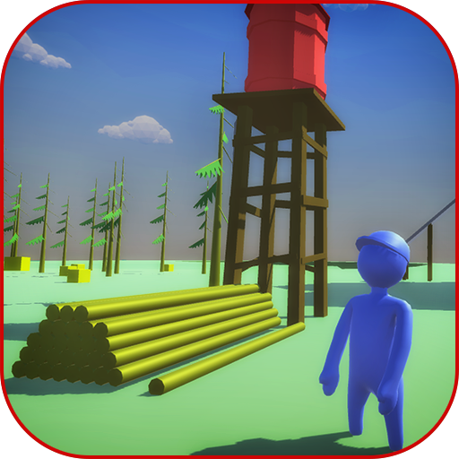 People Fall Flat On Human Pro apk download – Premium app free for Android 4.0