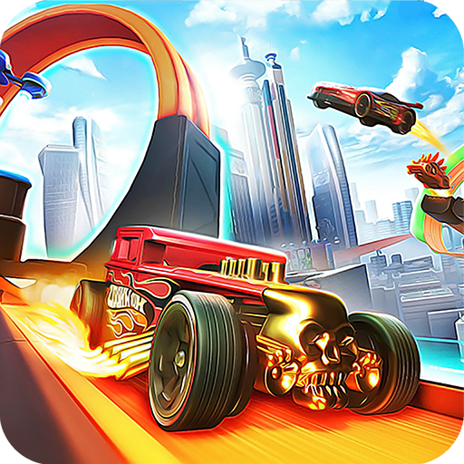 Race Off – stunt car crashing jumping racing game Pro apk download – Premium app free for Android 3.1.1