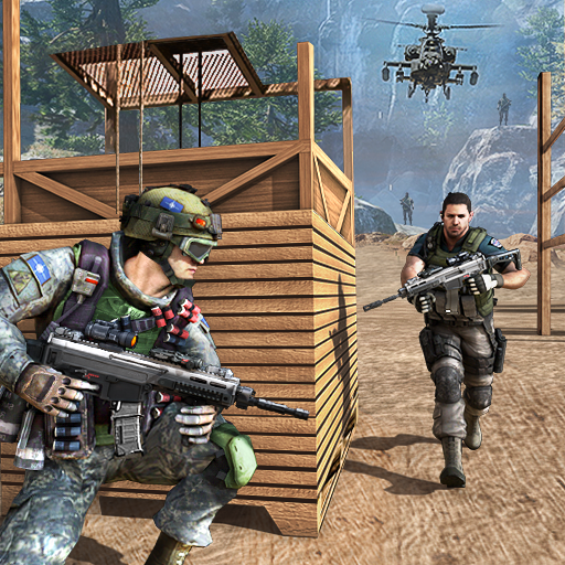 Real Commando Secret Mission – Free Shooting Games Mod apk download – Mod Apk 14.9 [Unlimited money] free for Android.