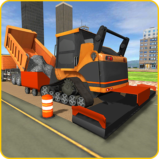 Road Builder City Construction Mod apk download – Mod Apk 1.9 [Unlimited money] free for Android.