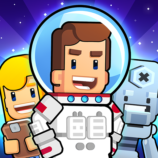 Rocket Star – Idle Space Factory Tycoon Game Pro apk download – Premium app free for Android 1.45.0