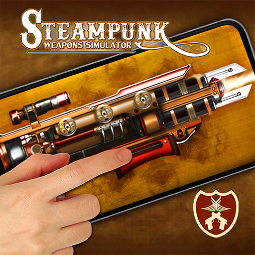 Steampunk Weapons Simulator – Steampunk Guns Mod apk download – Mod Apk 2.0 [Unlimited money] free for Android.