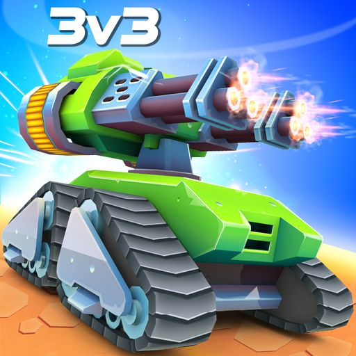 Tanks A Lot! – Realtime Multiplayer Battle Arena Mod apk download – Mod Apk 2.67 [Unlimited money] free for Android.