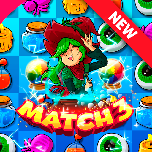 The Apprentice Witch – Puzzle Match 3 Game Pro apk download – Premium app free for Android  3