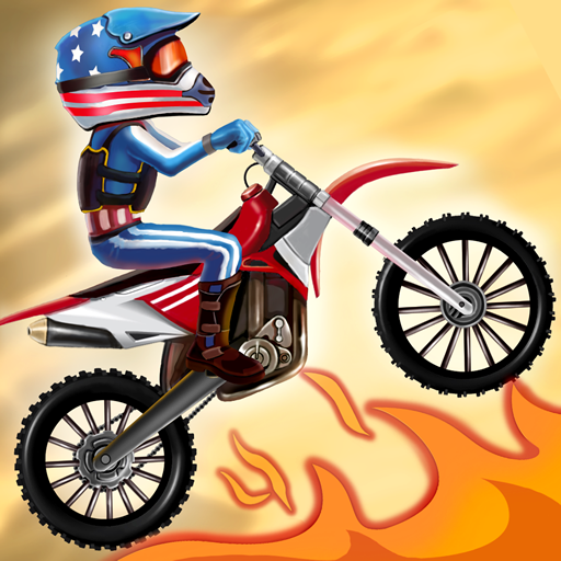 Top Bike – best physics bike stunt racing game Mod apk download – Mod Apk 5.09.67 [Unlimited money] free for Android.