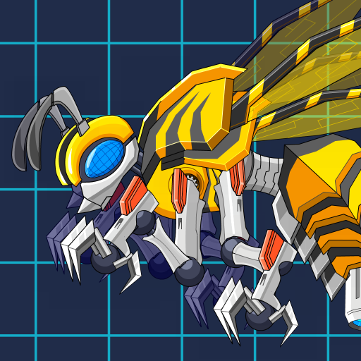 Toy Jurassic Robot Bee Pro apk download – Premium app free for Android  2.5