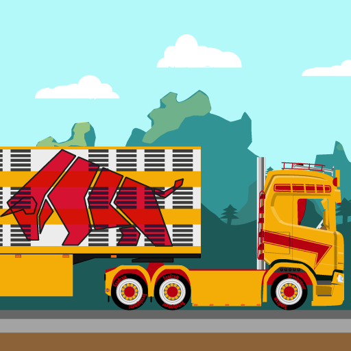 Trucker Joe Mod apk download – Mod Apk 0.1.84 [Unlimited money] free for Android.