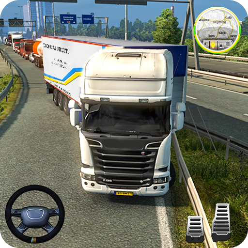 US Heavy Modern Truck: Grand Driving Simulator 3D Pro apk download – Premium app free for Android 1.0