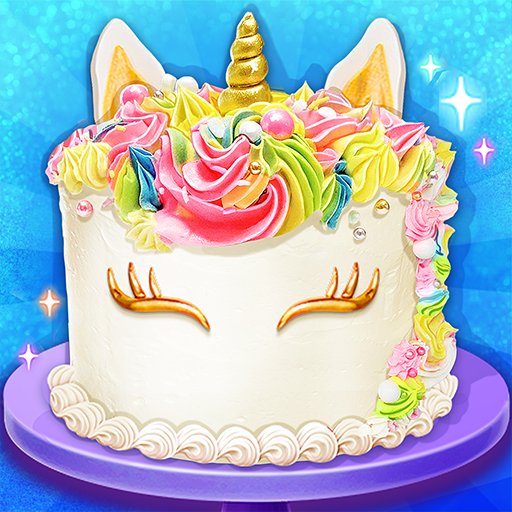 Unicorn Food – Cake Bakery Mod apk download – Mod Apk 2.1 [Unlimited money] free for Android.