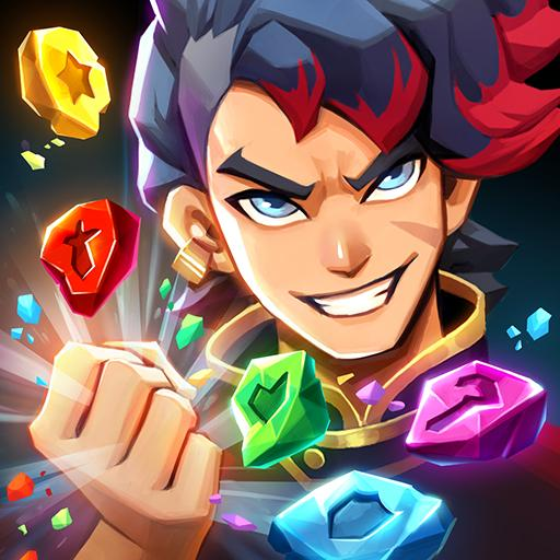 Valiant Tales: Puzzle RPG Mod apk download – Mod Apk 1.5.9 [Unlimited money] free for Android.