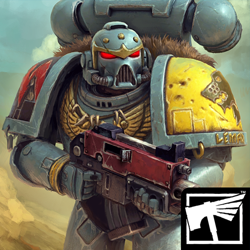 Warhammer 40,000: Space Wolf Mod apk download – Mod Apk 1.4.18 [Unlimited money] free for Android.