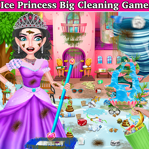 Winter Princess Big House Cleaning- Home Cleaning Pro apk download – Premium app free for Android 1.1