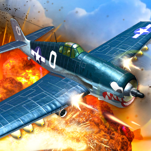 Air Combat Pilot: WW2 Pacific Mod apk download – Mod Apk 1.11.005 [Unlimited money] free for Android.