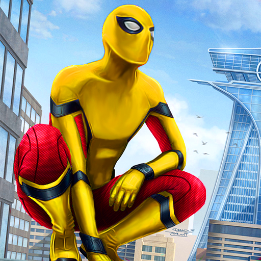 Amazing Spider Hero: Ninja Stickman Rope Hero 3D Mod apk download – Mod Apk 1.0 [Unlimited money] free for Android.