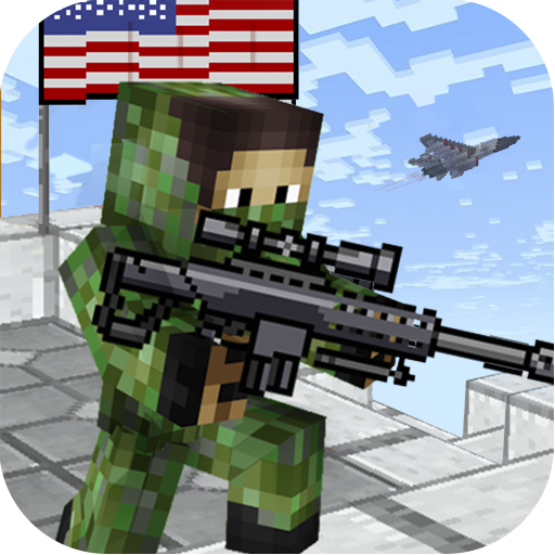 American Block Sniper Survival Mod apk download – Mod Apk 1.88 [Unlimited money] free for Android.