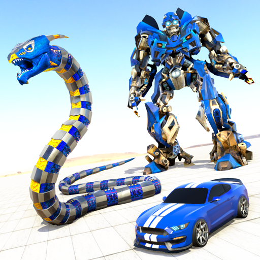 Anaconda Robot Car Games: Mega Robot Games Mod apk download – Mod Apk 1.5 [Unlimited money] free for Android.