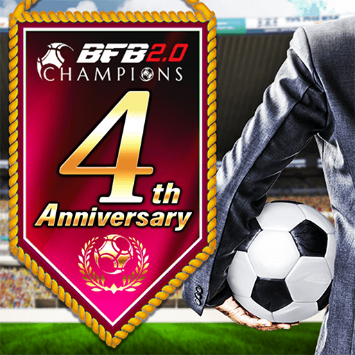 BFB Champions 2.0 ~Football Club Manager~ Mod apk download – Mod Apk 3.9.1 [Unlimited money] free for Android.