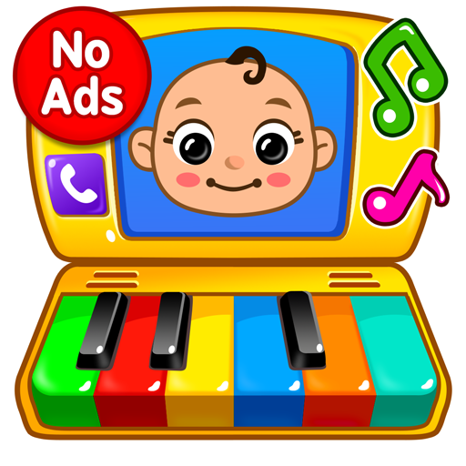 Baby Games – Piano, Baby Phone, First Words Mod apk download – Mod Apk 1.2.3 [Unlimited money] free for Android.