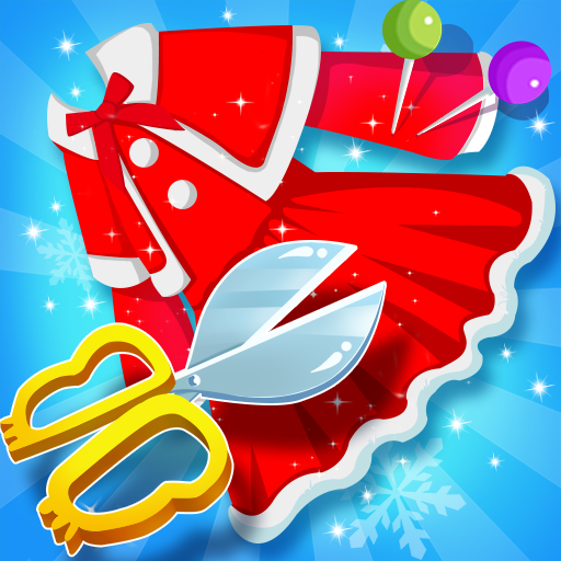 🎅📏Baby Tailor 4 – Christmas Party Mod apk download – Mod Apk 3.2.5026 [Unlimited money] free for Android.