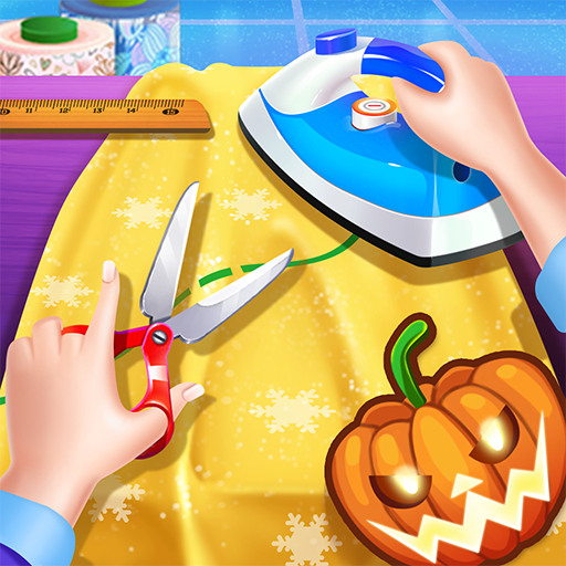 🎃👻Baby Tailor 5 – Happy Halloween Mod apk download – Mod Apk 3.6.5026 [Unlimited money] free for Android.